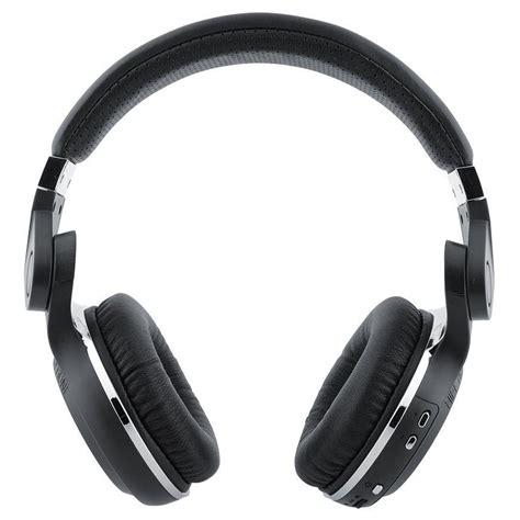 Bluedio Turbine T2 Black by Bluedio T2 Turbine Wireless Bluetooth Headphones Black