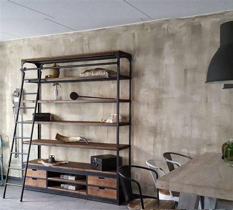 Betonlook Verf Muur by Betonlook Verf Keuken Best Decoratieve Verf Betonlook