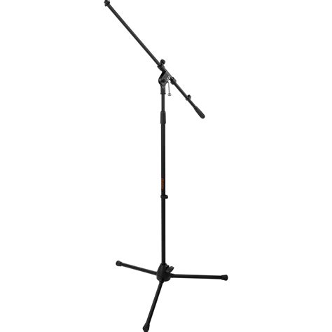 Tripod Mic auray ms 5230f tripod microphone stand with fixed boom ms