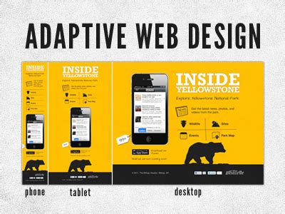 best adaptive websites adaptive vs responsive design 187 interaction design foundation