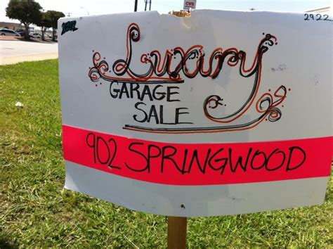 Garage Sale Day by So Many Ancestors Shopping Saturday National Garage