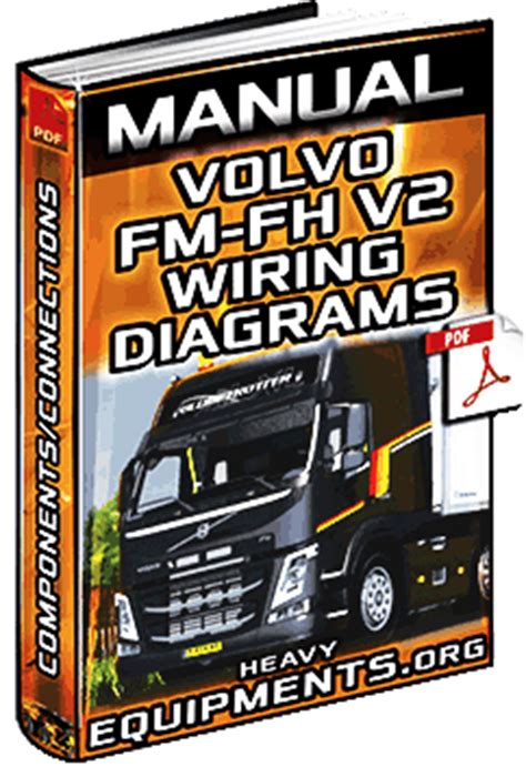 service manual volvo fm fh v2 trucks wiring diagrams