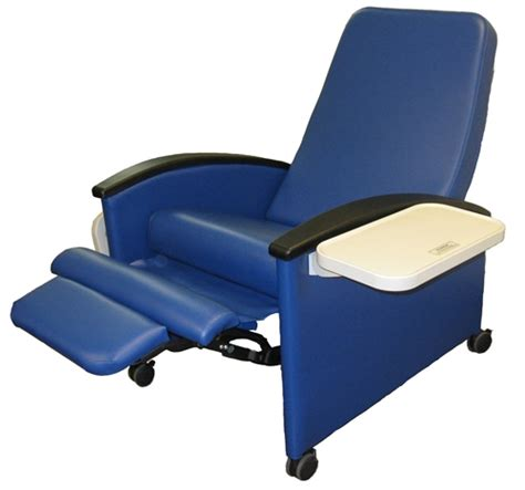 Clinical Recliner Chairs by Winco 6710 Xl Designer Carecliner Winco Clinical