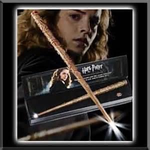 baguette magique hermione granger large choix de