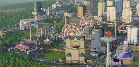 theme park zoning cities skylines wishlist more public infrastructure