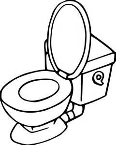 coloriage toilette 224 imprimer