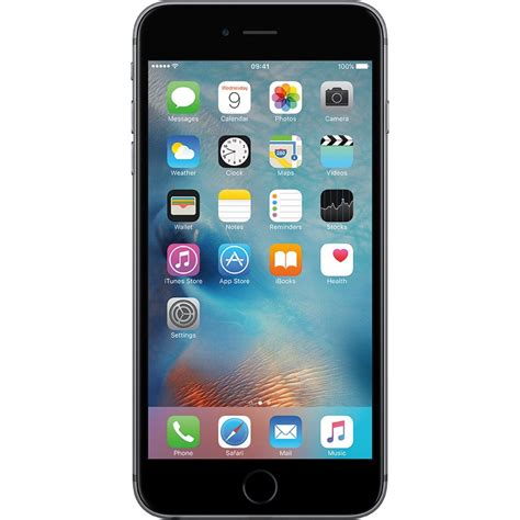 telefon mobil apple iphone  gb space gray emagro