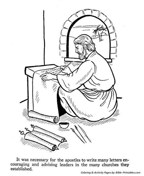 free bible coloring pages new testament apostles coloring pages coloring pages