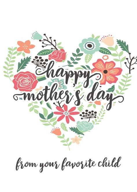 Mothers Day Images S Day Clipart Pamilya Pencil And In Color