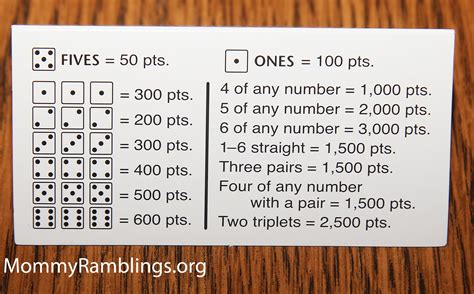 printable rules for farkle dice game patch products farkle frenzy game review giveaway