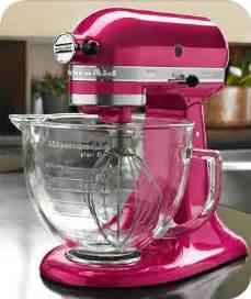 enter to win a raspberry kitchenaid mixer from