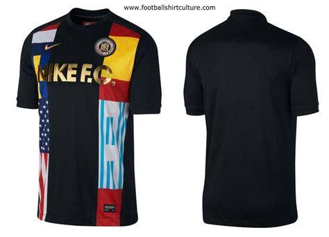 Tshirt Nike F C Black nike f c t shirt black tour yellow