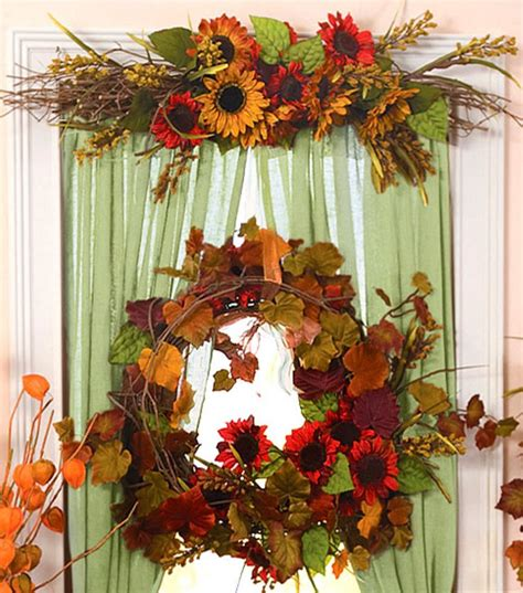 1000 ideas about fall window decorations on pinterest