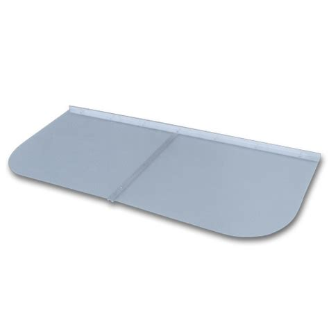 rectangular window well covers product details el500 48 quot x 21 quot rectangle window well