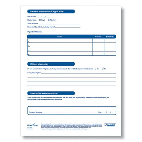 Free Employee Information Sheet Template by Employee Information Sheet Images