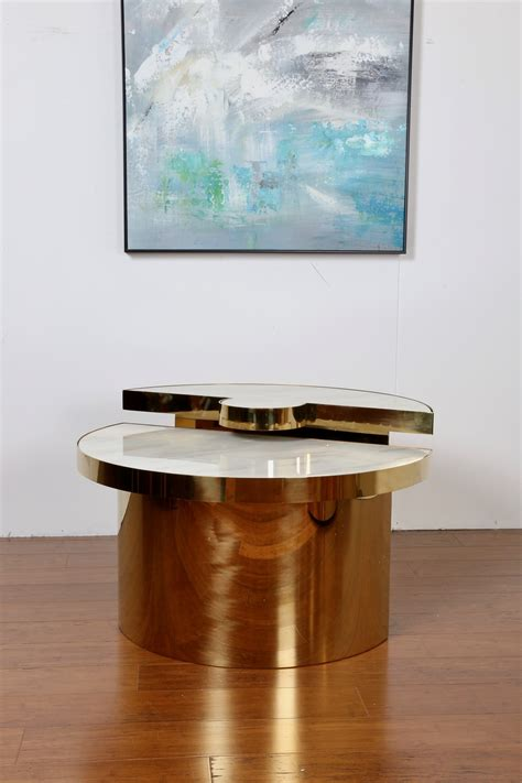 gladiator gold coffee table brisbane