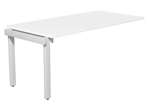 desk add on unit switch modular single desk add on unit in white