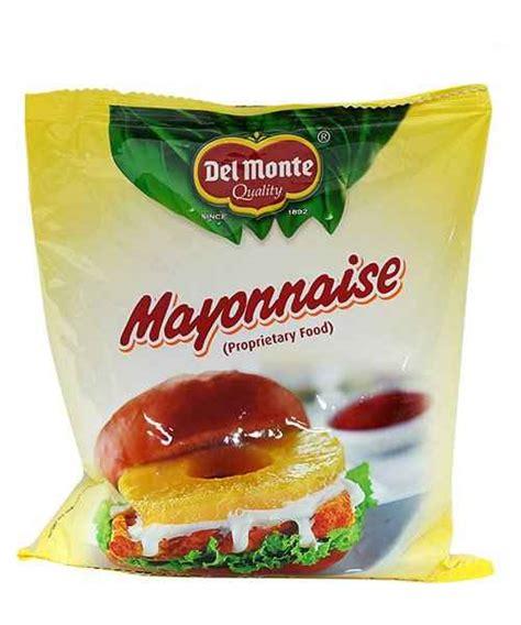 Mayonaise 1kg delmonte mayonnaise pouch 1kg delmonte buy delmonte