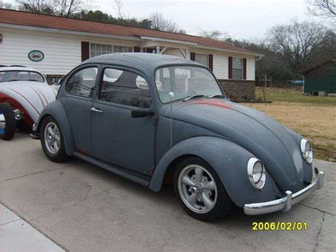 grey volkswagen bug 1965 primer grey volkswagen beetle pictures mods