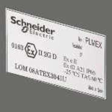 cassette atex contenitori universali schneider electric italia