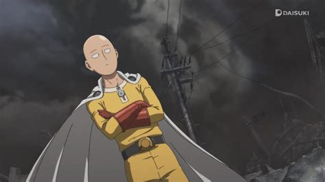 anime one punch man one punch man 01 first look anime evo