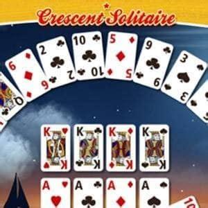 crescent solitaire jeu gratuit en ligne funnygamesbe
