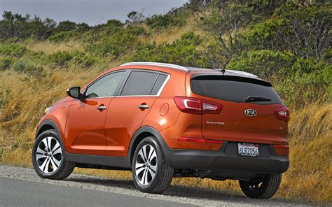 Kia Sportage 2012 kia sportage 2012 widescreen car picture 01 of 56