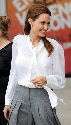 Style Angelinas Shirt by Style Wearing A Michael Kors
