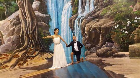 lukisan   luar biasa mural cafe bandung mural