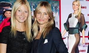 1980s pubic hair did cameron diaz give gwyneth paltrow s 70s vibe pubic