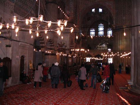 moschea istanbul interno foto istanbul moschea interno viaggi vacanze e