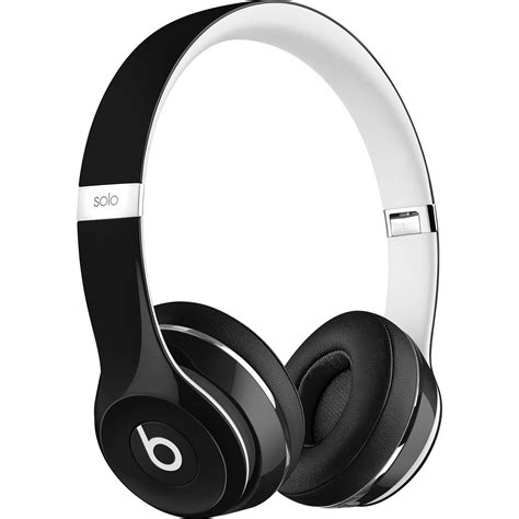 Headphone Beats 2 beats by dr dre solo2 wired on ear headphones ml9e2am a b h