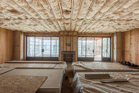 insulating homes  natural sheeps wool builder