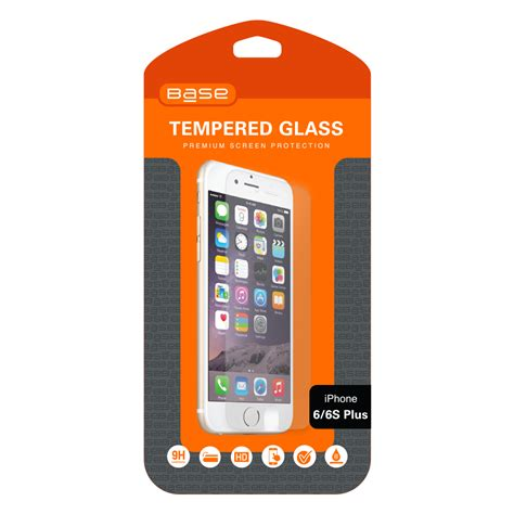 Ikawai Tempered Glass For Iphone 66s Plus screen protectors base premium tempered glass screen