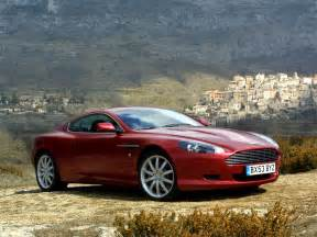 Picture Of An Aston Martin Aston Martin Db9 Images World Of Cars