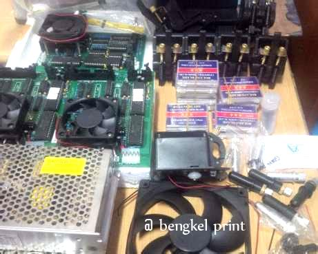 Penjepit Roller Push Roller Mesin Cutting Sticker Jinka Set belt jinka synchronmesh belt bengkel print indonesia