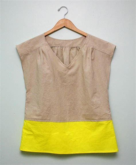 patterns sewing joannes love pattern simplicity 1969 fabric neon yellow kona