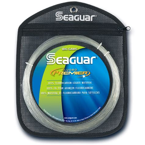 Shock Leader Fluorocarbon Seaguar Invisible Fluorocarbon Shock Leader 120lbs Spear