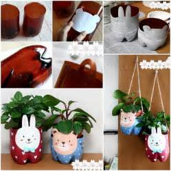 plastic bottle crafts recycling plastic bottles creative and clever with