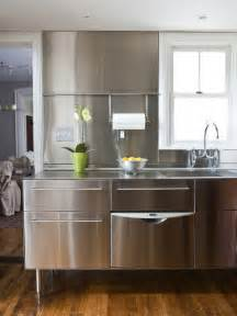 Stainless Steel Kitchen Ideas Stainless Steel Kitchen Home Design Ideas Pictures