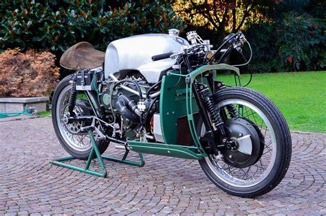 Windjammer Motorrad Verkleidung by Moto Guzzi V8 500 Gp Evocation Von 1956 Nippon Classic De
