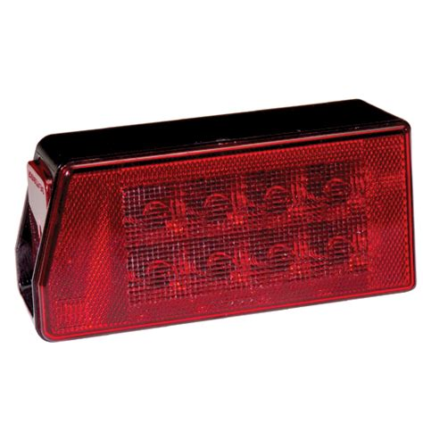 Grote Industries Submersible Led Left Trailer Lights For