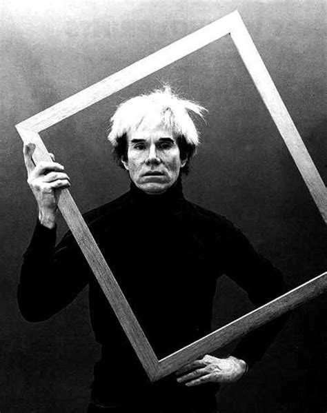 Letras Revisitadas: Andy Warhol, quem diria, foi parar na