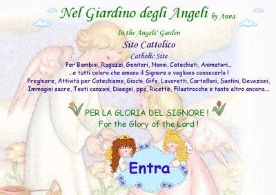 il giardino degli angeli catechismo 70 nel giardino degli angeli catechismo disegni 1