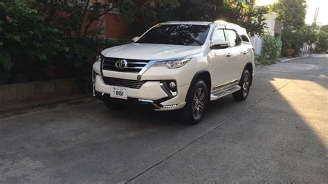 new fortuner 2016 youtube 2016 toyota fortuner body kit 2016 toyota fortuner 2016 body kit youtube
