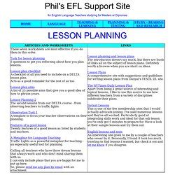 tefl lesson plan template debbie debjay pearltrees