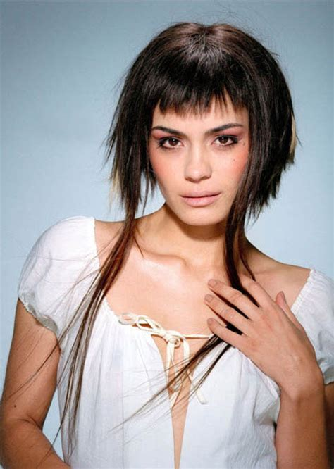 hairstyles for razor cut hair razor cut hairstyles beautiful hairstyles