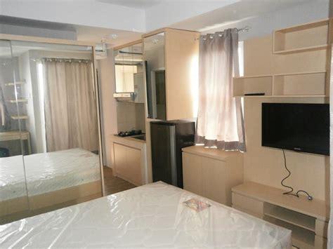 Disewakan Apartment Belmont apartemen disewakan apartment belmont residence kebon jeruk type studio
