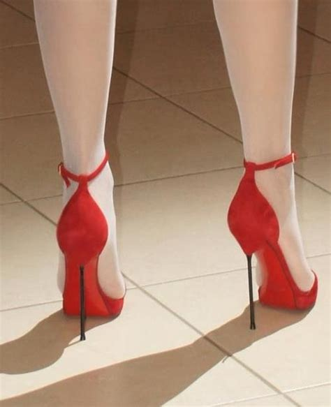 stockings und high heels red heels white stockings sparkle shimmer and shine