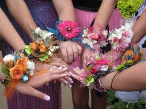 wrist corsage for prom raining blossoms prom dresses make a prom wrist corsage at home